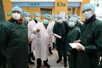 中国本土の死者2592人に WHOは武漢の病院など現地調査