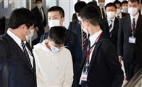 フィリピン拠点に詐欺電話か 男9人を逮捕、日本に移送 警視庁