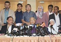 マハティール首相辞任へ マレーシア、与党分裂で