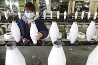 中国の中小企業、再開3割 人民銀「金融支援強化」