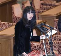 自民・杉田水脈氏「政治家として頑張りたい」 引退検討報道を否定
