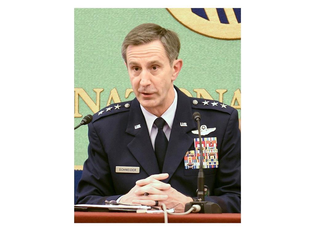 在日米軍司令官、サイバー分野で「十分な戦闘・防衛能力が必要 ...