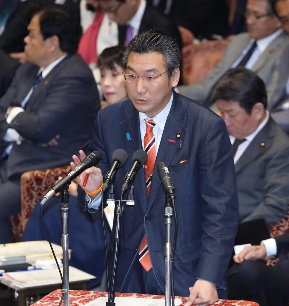 大臣 橋本