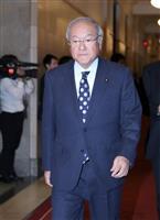 「五輪延期なら責任論も」 新型肺炎で自民・鈴木総務会長