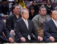 春場所土俵祭りに力士出席せず 日本相撲協会