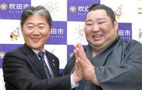 徳勝龍「自分の相撲を」開催危機の春場所に向け気合い