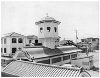 【湖国の鉄道さんぽ】駅前に謎のタワー、平成に姿消す 信長の聖地の玄関口