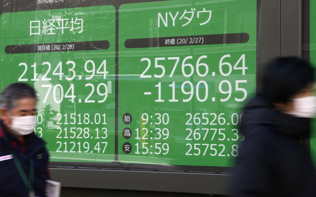 ニューヨーク 株式 市場 株価