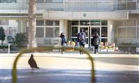 千葉・市川市の小中学校、臨時休校始まる