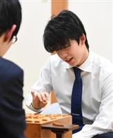 藤井七段、ヒューリック杯決勝T初戦で勝利
