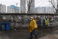 新型肺炎追及の記者拘束か 中国、ネット中継途絶える