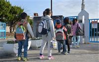 大阪の学童保育 指導員「感染予防に神経使う」