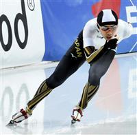一戸、スプリント勢に続く スピードスケート世界選手権