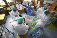 新型肺炎 中国、感染者が8万人突破