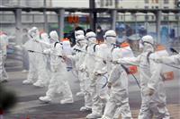 世界の死者3000人突破 新型コロナウイルス