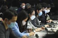 中国当局の圧力強まる 外国人記者クラブが批判