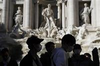 【イタリア便り】詐欺師に注意! 「トレビの泉」のケチくさい話