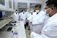 中国の新型肺炎死者2943人に 死者は湖北省のみで31人増