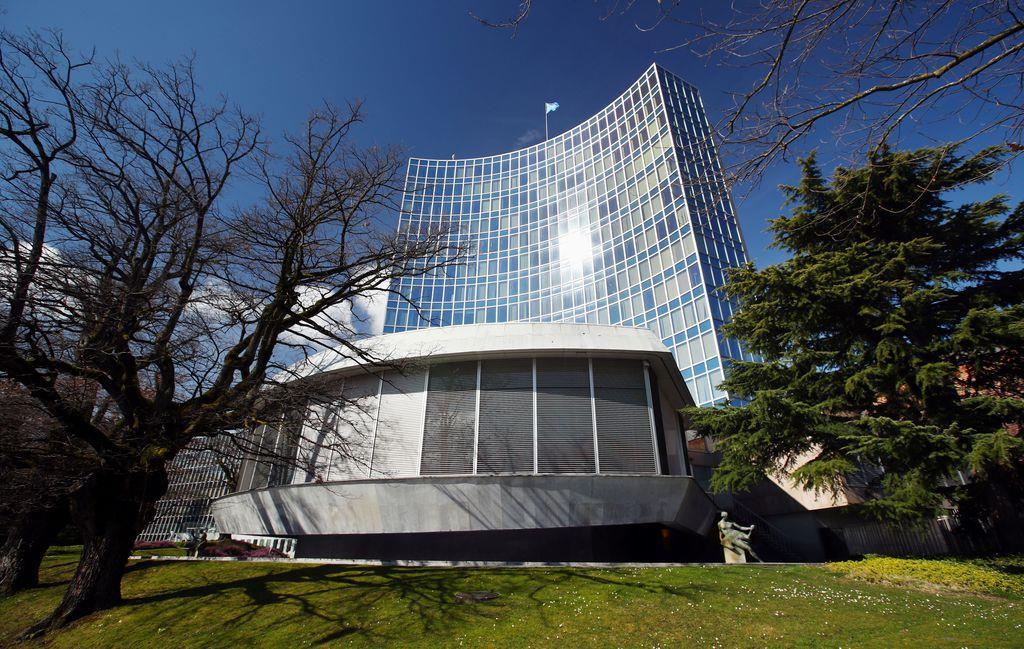 スイス・ジュネーブにある世界知的所有権機関(WIPO)の本部(ロイター)