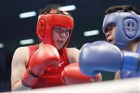浜本紗也は初戦敗退 ボクシング東京五輪予選女子ライト級
