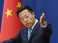 中国は冷静な受け止め 日本の入国管理強化