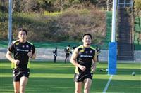 ラグビー7人制合宿参加の福岡「五輪でメダル獲得を」