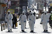 韓国 相応の措置検討 日本の入国制限で抗議へ 新型コロナ