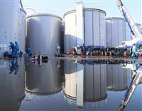 迫る処理水タンクの限界…水との闘い続く 福島第1原発のいま