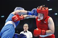 岡沢が準々決勝へ、鬼頭と津端は出場権逃す ボクシング五輪予選