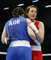 ほろ苦い初の国際大会、津端と鬼頭はともに完敗 ボクシング五輪予選