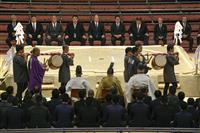 一般非公開で土俵祭り、力士も出席せず 無観客開催の大相撲春場所