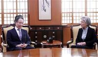 【新型肺炎】WHOが日韓の入国制限めぐり「政治的争い不要」