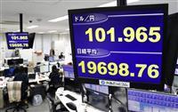 株価2万円割れ 安倍政権を直撃