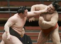 横綱、大関陣は安泰 大関とり朝乃山3連勝 大相撲春場所3日目