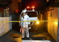 物色の形跡なし、「男逃げた」証言も 静岡の女性殺害