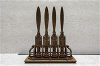 多様な造形美 KAJIMA彫刻コンクール
