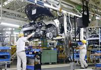 日産が中国湖北省の工場で生産再開 約1か月半ぶり
