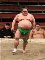 平幕千代丸が発熱で休場 相撲協会は隔離を指示 春場所8日目