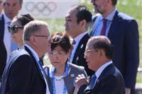 東京五輪、開催可否判断に期限設けず コーツ調整委員長