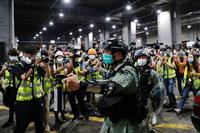 2月の香港旅客数96%減 昨年ピークの1日分