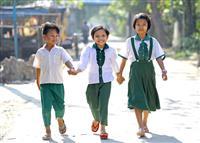 【明美ちゃん基金】笑ったよ、走れたよ ミャンマー医療支援、命を救った5年間