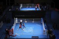 ボクシング五輪予選を中止 開催中の欧州含む3大会