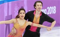 アイスダンス五輪3大会代表 クリス・リードさんが急逝 30歳