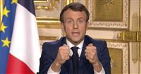 フランス全土で外出制限 マクロン氏「戦争状態にある」