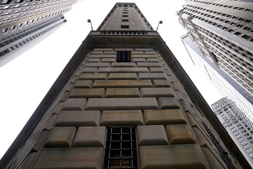 ニューヨーク連邦準備銀行(ロイター)