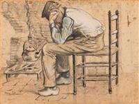 【見るゴッホ読むゴッホ】(4)疲れ果てて マウフェへの敬意終生忘れず