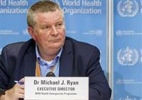 WHO幹部 トランプ米大統領の「中国ウイルス」発言を批判