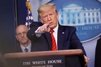 五輪中止・延期「安倍首相は決めていない」とトランプ大統領