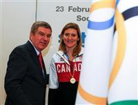 予定通りの五輪開催は「危害」 カナダのIOC委員が再批判