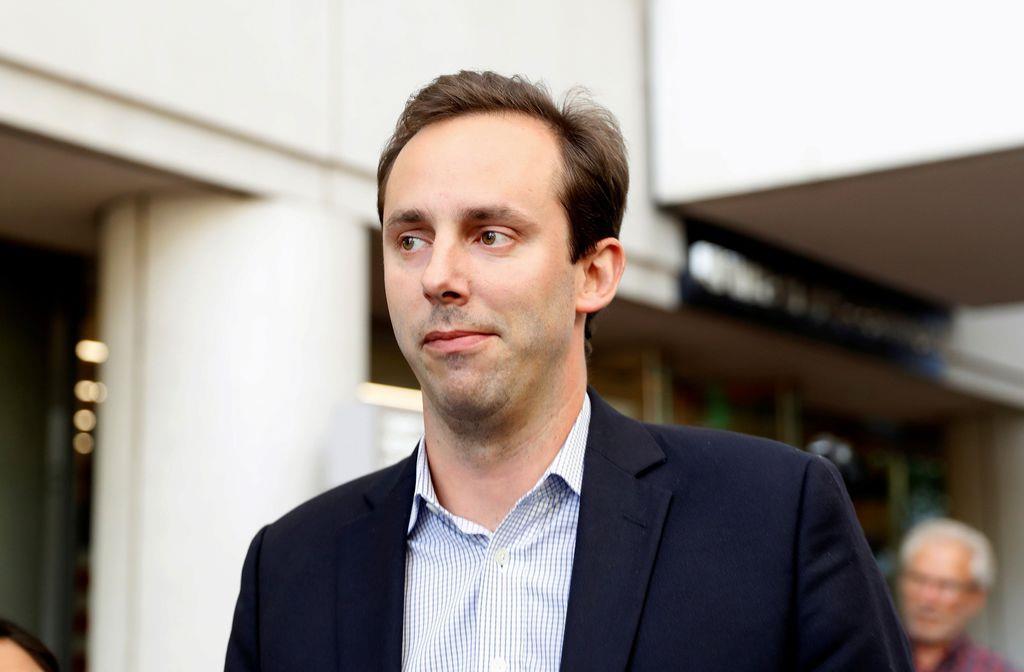 米ウーバー自動運転開発部門の元幹部、アンソニー・レバンドウスキー被告(ロイター)